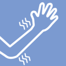 手・腕の症状